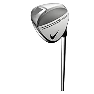 Nike Golf Men's VR Black Oxide Forged Golf Wedge, Right Hand, Steel, Wedge, 58-Degree/10-Degree
