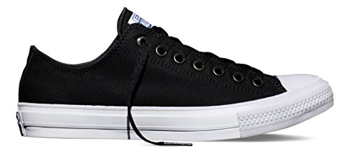 converse-chuck-taylor-all-star-ii-c150149-sneakers-basses-mixte-adulte-noir-black-white-navy-45-eu