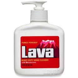 Lava 10087 Heavy Duty Hand Cleaner Pump with Moisturizers