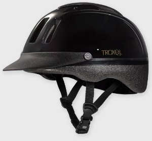 Troxel® Sport - Horse Riding Helmet (Black, S)