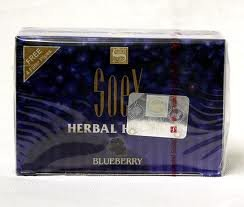 Melassa per narghilè - Herbal Hukka - Mirtilli - 50gr