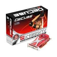 GeCube Radeon X1950XTX Dual-Link VIVO + AVIVO Edition GC-X1950XTXD-VIE3 - Graphics adapter - Radeon X1950 XTX - PCI Express x16 - 512 MB GDDR4 - DVI ( HDCP ) - HDTV out / video in