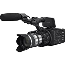 "Sony Handycam NEX-FS100UK Digital Camcorder - 3.5"" LCD - CMOS - Full HD [Camera]"