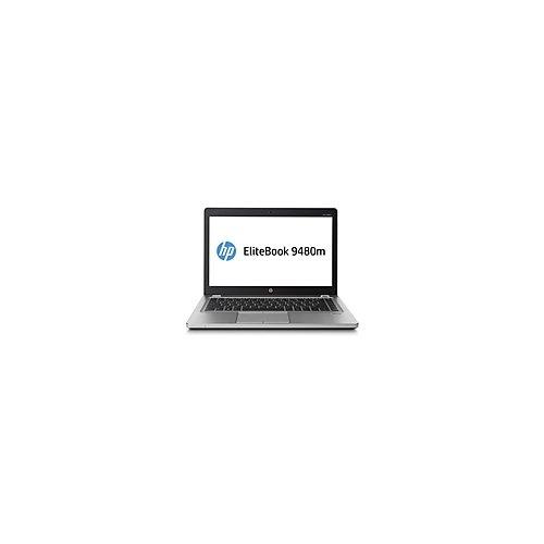 """Hewlett-Packard Elitebook Folio 9480M 14"""" Led Ultrabook - Intel Core I7 I7-4600U 2.10 Ghz -8 Gb Ram - 256 Gb Ssd - Intel Hd Graphics 4400 - Windows 7 Professional 64-Bit - 1600 X 900 Display - Bluetooth - English (Us) Keyboard / J5P80Ut#Aba /"""