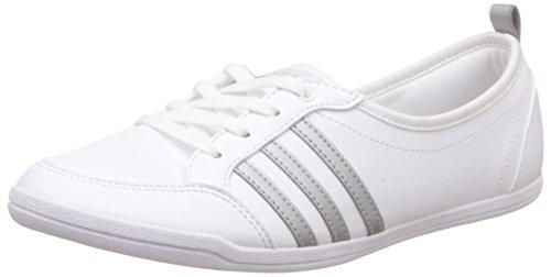 adidas Donna Piona W scarpe sportive bianco Size: 39 1/3