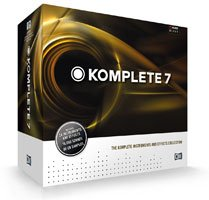 Native Instruments KOMPLETE 7 Software