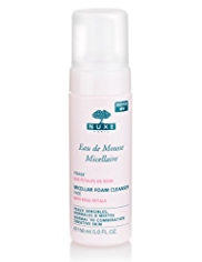 NUXE Micellar Foam Cleanser with Rose Petals 150ml