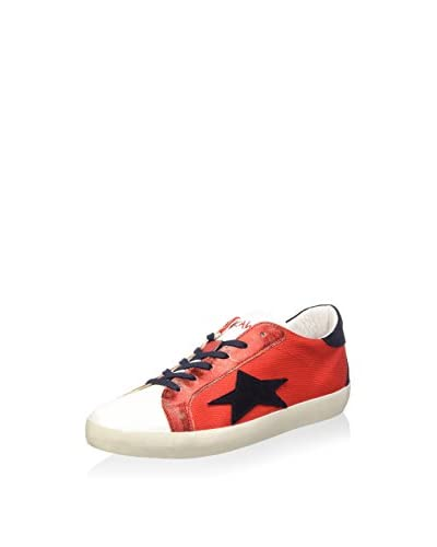 ISHIKAWA Sneaker Low 003 rot