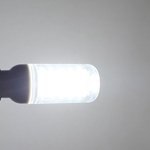 Kkmoon New Arrival Gu10 8W 5730 Smd 36 Leds Corn Light Lamp Bulb Energy Saving 360 Degree White 220-240V