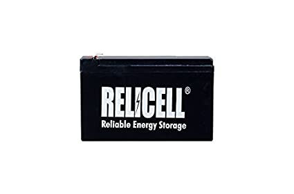Relicell-12V-7.5AH-UPS-Battery