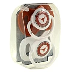 Buy NCAA Texas Longhorns Infant Pacifier by Game Day Outfitters