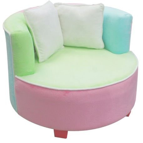 Newco Kids Newco Kids Multicolor Redondo Chair, All Other Colors, Polyester