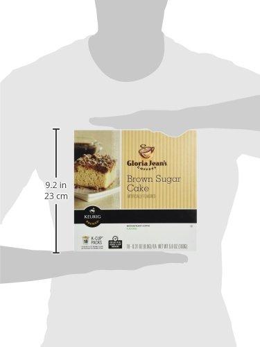 Gloria Jean S Brown Sugar Cake