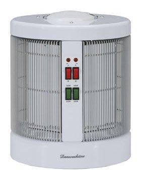 アールシーエス 遠赤外線輻射式パネルヒーター 暖話室 ホワイト 1000型W -