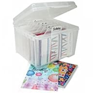 IRIS Greeting Card Storage Box