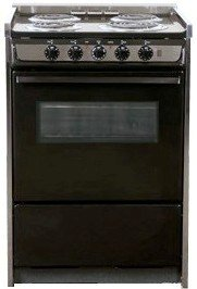 Summit Commercial Tem619Rw Electric Residential Range W/Removable Top, 220V
