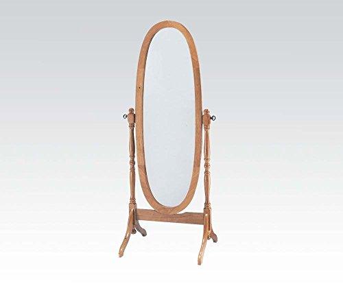Oak Bedroom Vanity front-1077347