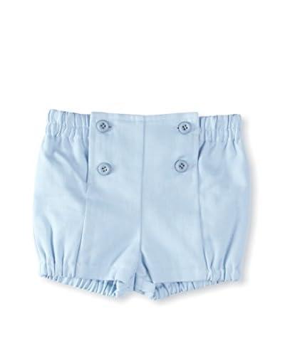 Fina Ejerique Short Bebé Ulmus Azul Claro