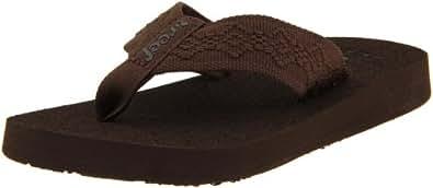 Reef Women's Sandy Flip Flop,Brown/Brown,5 M