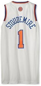 NBA New York Knicks White Swingman Jersey Amar