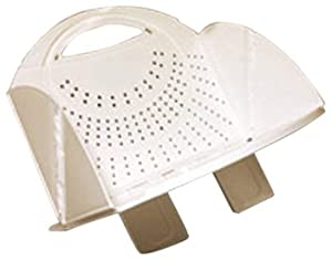 B & R Plastics Inc. 2721-12 Folding Colander by B&R Plastics