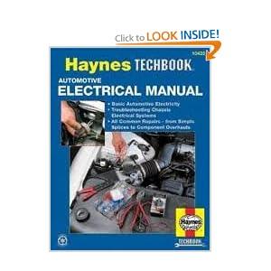 Automotive Electrical Manual (Haynes Techbook) Haynes