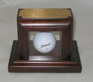 Hole-in-One Display by Great Golf Memories