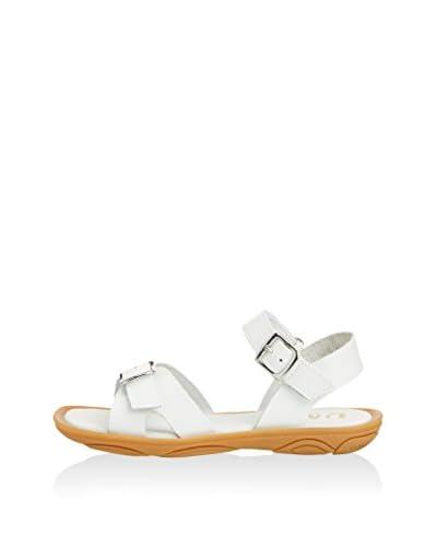 UMI Sandalo Flat Celia II [Bianco]
