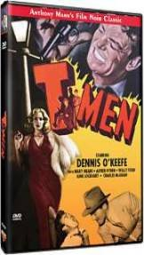 "Cover of ""T-Men"""