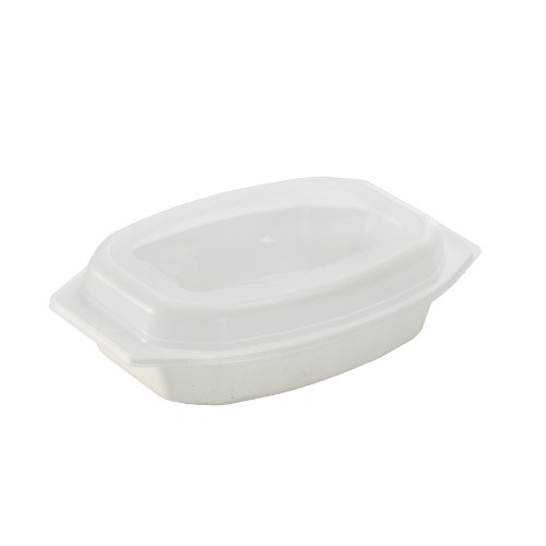 Nordic Ware Microwave Casserole Dish 28 Ounce with Cover (Nordic Ware Cooking compare prices)