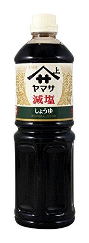 Yamasa Salsa di Soia a Basso Contenuto di Sale - 1000 ml