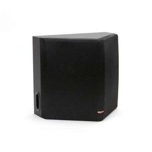Klipsch Rs-400 Reference Series Wide Dispersion Surround Speaker - Limited Edition - Each (Matte Black)