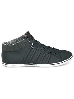K-Swiss Hof IV Mid VNZ Sneaker Black / Beluga / Wh