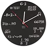 DCI Pop Quiz Clock (7AC3F)