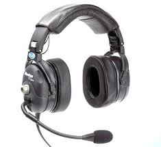 Telex Stratus ANR 50-D aviation headset from TELEX