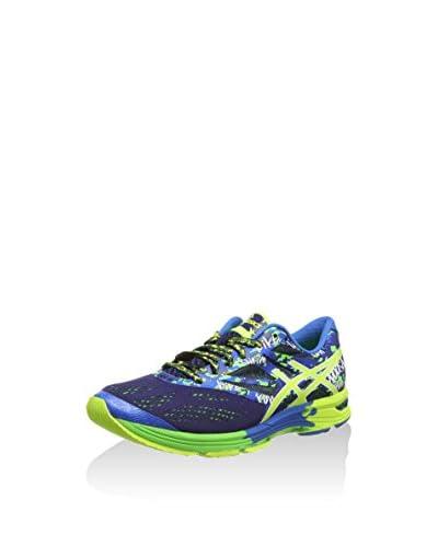 Asics Sportschuh Gel-Noosa Tri 10 blau/gelb/grün