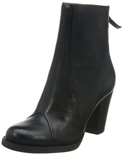 Nine West Women'S Charnel Boot,Black,8.5 M Us