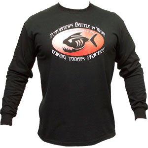 Martial Arts Long Sleeve T-Shirt -