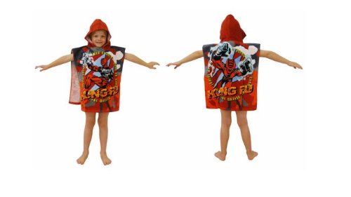 Power Rangers Jungle Fury Poncho