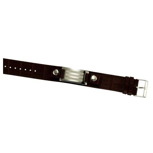 kisma-bracelet-stainless-steel-bracelet-kia-0130-014-19-brown