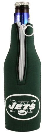 NEW YORK JETS NFL BOTTLE SUIT KOOZIE COOZIE COOLER at Amazon.com