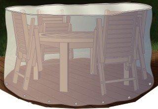 beo 980371 Schutzhüllen für Sitzgruppe rund 320 cm