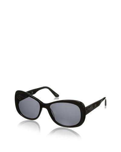 Thierry Mugler Women's TR2005 Sunglasses, Black