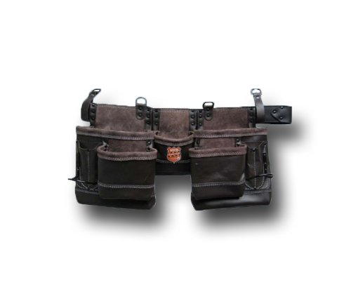 ABCO 2312-3 11-Pocket Carpenter's Apron