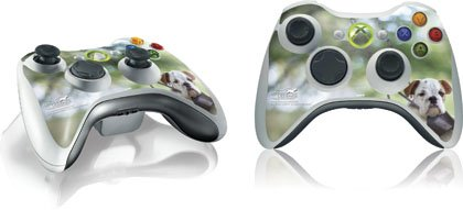 Loose Leashes - Loose Leashes -Buster - Skin For Microsoft Xbox 360 Wireless Controller
