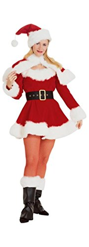 Rubie's Costume Co - Sexy Miss Santa Adult Small