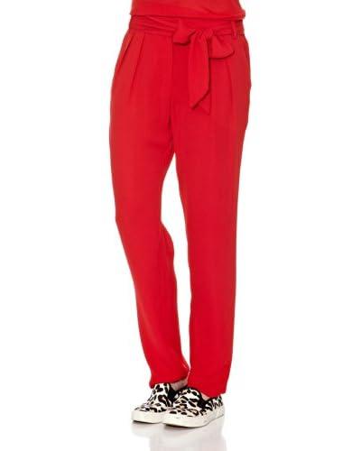 Mango Pantalone Daikiri [Rosso Valentino]