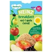 Heinz Breakfast Oat and Apple Cereal