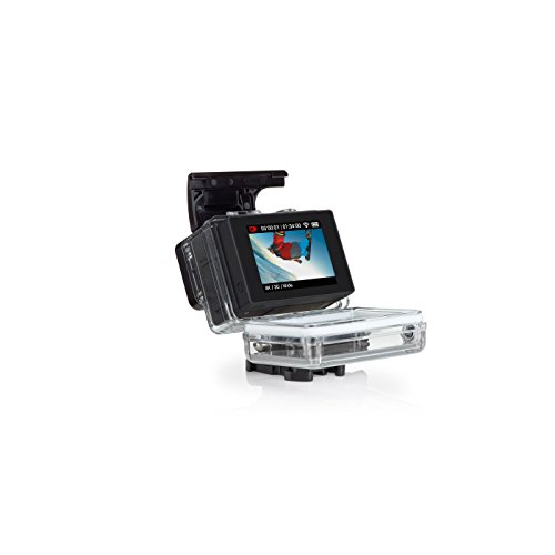 GoPro-Touch-BacPac-Touch-Screen-Rimovibile-LCD-Nero