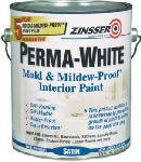 Quart Satin Gloss Perma-White® Mildew-Proof Bathroom Paint 02704